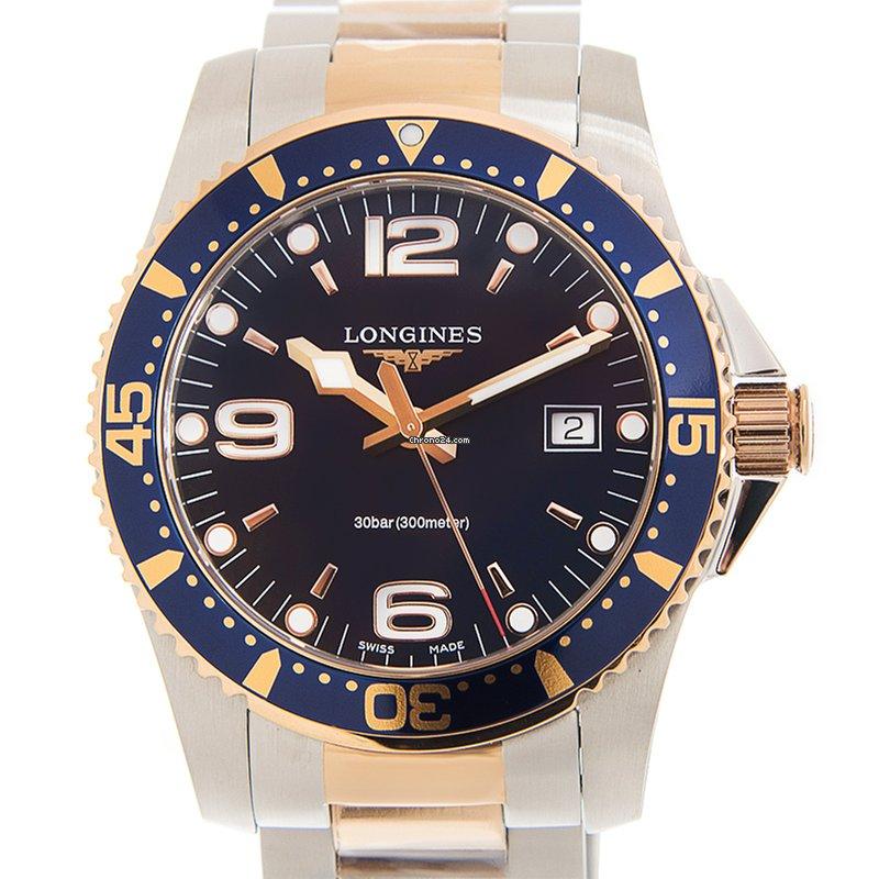 Longines Conquest Gold-plated Stainless Steel Blue Quartz... eladó 256 012  Ft Trusted Seller státuszú eladótól a Chrono24-en 1f5da3604a