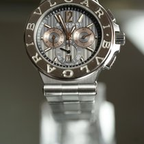 Bulgari White gold Automatic DG42C3SWGLDCH pre-owned