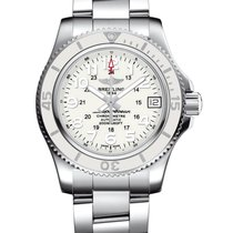 Breitling Superocean II 36 Steel United States of America, Iowa, Des Moines