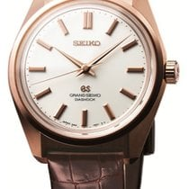 Seiko Rose gold 37.9mm Manual winding 9S64OOFO new Singapore, SINGAPORE