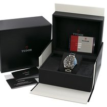 Tudor 79030N Steel 2019 Black Bay Fifty-Eight 39mm new