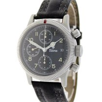 Tutima Steel Automatic pre-owned