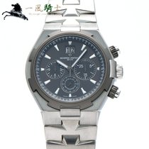 Vacheron Constantin Overseas Chronograph Steel 42mm Grey United States of America, California, Los Angeles