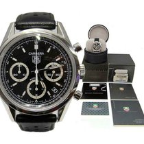 TAG Heuer Carrera Calibre 17 Steel 38mm Black United States of America, North Carolina, Charlotte