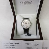 Dugena Steel 38,5mm Automatic Dugena Festa Klassik 7000191 Automatik new