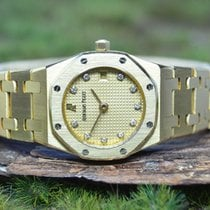 Audemars Piguet Royal Oak Lady 25.5mm Gold Deutschland, Hamburg