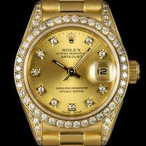 Rolex Lady-Datejust Yellow gold 26mm Champagne United Kingdom, London