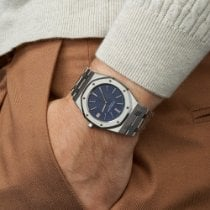 Audemars Piguet Royal Oak Jumbo 5402 1970 tweedehands