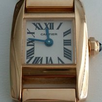 Cartier Tank (submodel) W650018H 2007 pre-owned