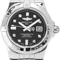Breitling Galactic 30 pre-owned 30mm Steel
