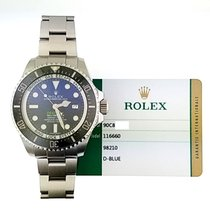 Rolex Sea-Dweller Deepsea 116660LB pre-owned