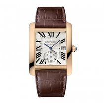 Cartier Automatic Silver 44mm new Tank MC