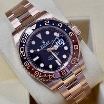 Rolex GMT-Master II Rose gold 40mm Black United States of America, Virginia, Arlington