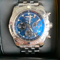 Breitling Chronomat 44 Steel 44mm Blue United States of America, Pennsylvania, Philadelphia
