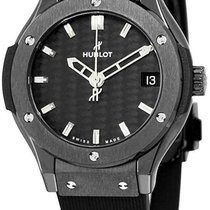 Hublot Classic Fusion Quartz Ceramic 33mm Black United States of America, New Jersey, Oakhurst