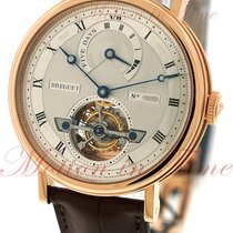 Breguet Rose gold 39mm Automatic 5317BR/12/9V6 pre-owned