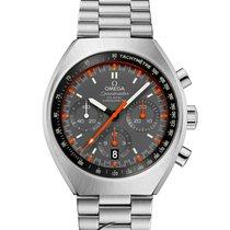 Omega Seamaster Mark II Co-Axial Chronograph  Grey Dial  R