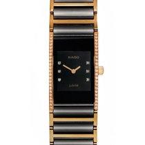 Rado Integral Jubile Diamond Quartz Ladies Watch – R20753752