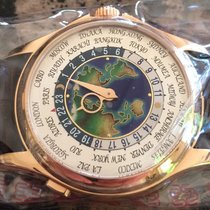 Patek Philippe World Time Double Sealed