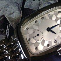 Longines Steel Quartz Silver No numerals 24,70mm new Equestrian