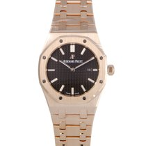 Audemars Piguet Royal Oak Lady new Quartz Watch only 67650OR.OO.1261OR.01