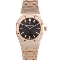 Audemars Piguet Royal Oak Lady nieuw Quartz Alleen het horloge 67650OR.OO.1261OR.01