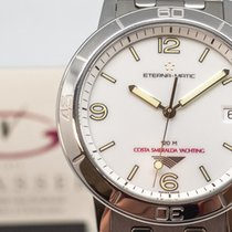 Eterna new Automatic 38mm Steel Sapphire crystal