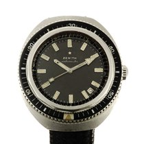 Zenith Sub Sea 1000m Diver 43mm from 1968