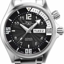 Ball Engineer Master II Diver DM2020A-SA-BKWH new