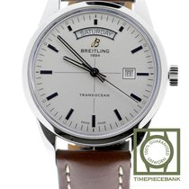 Breitling Transocean Day & Date A4531012/G751 2019 new