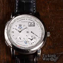 A. Lange & Söhne White gold 41.9mm Manual winding 116.039 pre-owned United States of America, California, Irvine