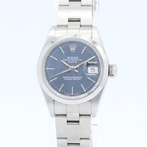 Rolex 69160 Acero 1991 Oyster Perpetual Lady Date 26mm usados España, Barcelona