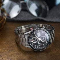 TAG Heuer CV2010 Otel Carrera Calibre 16 43mm