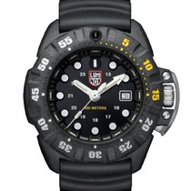 Luminox Carbono 45mm Quartzo XS.1555 LUMINOX SEA Cassell Dive Nero Bianco 45mm novo