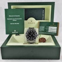 Rolex GMT-Master II pre-owned 40mm Steel