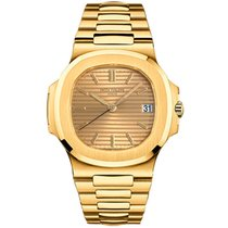 Patek Philippe 3800/1J Yellow gold Nautilus 36mm