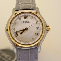 Ebel Altın/Çelik 30mm Quartz 1087221 yeni