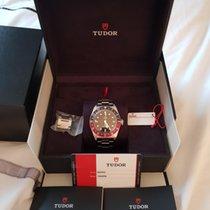 Tudor 79830RB Aço Black Bay GMT