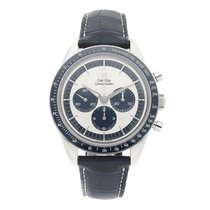 Omega 311.33.40.30.02.001 Stål 2010 Speedmaster Professional Moonwatch 39.7mm begagnad