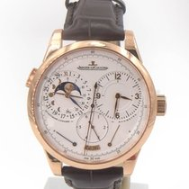 Jaeger-LeCoultre pre-owned Automatic 39mm Champagne Sapphire Glass 3 ATM