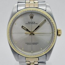 Rolex Oyster Perpetual 34 Gold/Steel 34mm