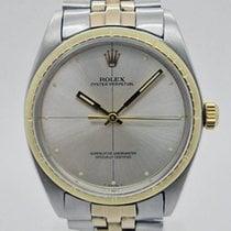 Rolex Oyster Perpetual 34 Acero y oro 34mm