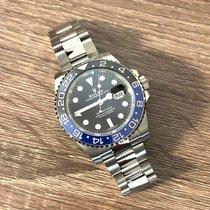 Rolex GMT-Master II Steel 40mm Black No numerals United States of America, California, Sunnyvale