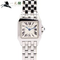 Cartier Santos Demoiselle Steel 28mm Silver United States of America, California, Los Angeles