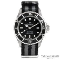 Rolex Sea-Dweller 4000 Staal 40mm Zwart Nederland, Purmerend