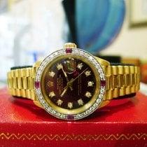 Rolex Lady-Datejust 26mm Rosu