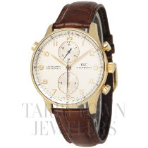 IWC Portuguese Chronograph IW3712-03 pre-owned