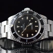 Rolex 14060 Steel 1997 Submariner (No Date) 40mm pre-owned