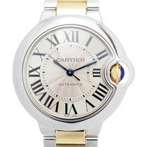 Cartier nov Automatika 33mm Zeljezo Safirno staklo
