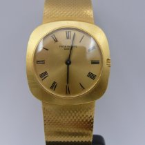 Patek Philippe Vintage Yellow gold 33mm Gold Roman numerals